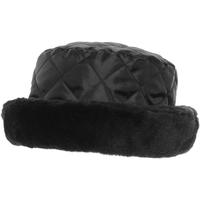 Accessoires textile Femme Chapeaux Universal Textiles Fur Noir
