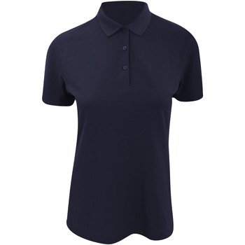 Vêtements Femme Polos manches courtes Kustom Kit Slim Fit Bleu marine