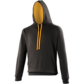 Vêtements Sweats Awdis Hooded Noir / orange