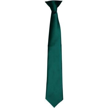 Vêtements Homme Cravates et accessoires Premier Satin Vert bouteille
