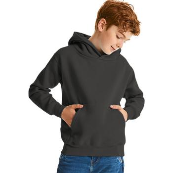 Vêtements Enfant Sweats Jerzees Schoolgear Hooded Noir