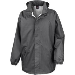 Vêtements Homme Coupes vent Result R206X Gris acier
