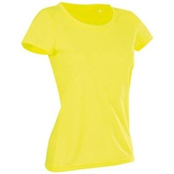 Vêtements Femme T-shirts manches courtes Stedman Cotton Touch Jaune
