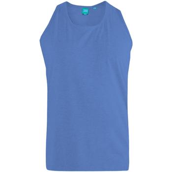 Vêtements Homme Débardeurs / T-shirts sans manche Duke Fabio Bleu