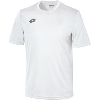 Vêtements Enfant T-shirts manches courtes Lotto Jersey Blanc