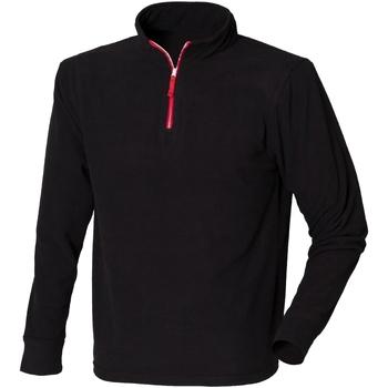 Vêtements Homme Polaires Finden & Hales LV570 Noir/Rouge