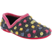 Chaussures Femme Chaussons Sleepers  Fuchsia/Multicolore