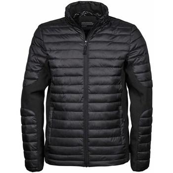 Vêtements Homme Doudounes Tee Jays TJ9626 Noir/ Noir