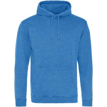 Vêtements Sweats Awdis Washed Bleu roi délavé