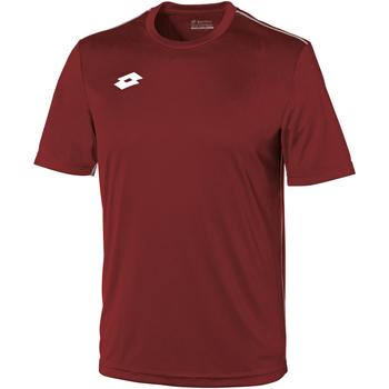 Vêtements Enfant T-shirts manches courtes Lotto Jersey Grenat