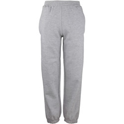 Vêtements Enfant Pantalons de survêtement Awdis Cuffed Gris