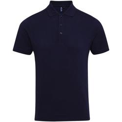 Vêtements Homme Polos manches courtes Premier Coolchecker Bleu marine