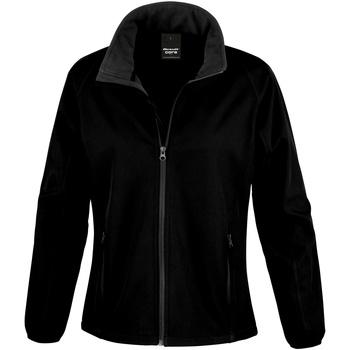 Vêtements Femme Polaires Result R231F Noir/Noir