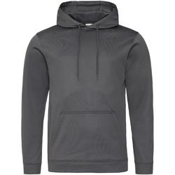 Vêtements Sweats Awdis JH006 Gris acier