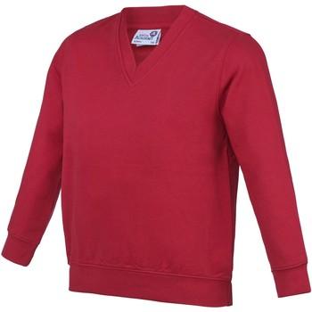 Vêtements Enfant Sweats Awdis Just Cool Rouge