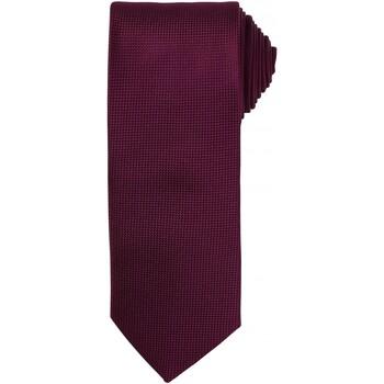 Vêtements Homme Cravates et accessoires Premier Waffle Aubergine