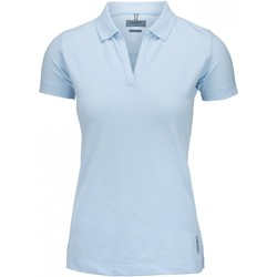 Vêtements Femme Polos manches courtes Nimbus Harvard Bleu ciel