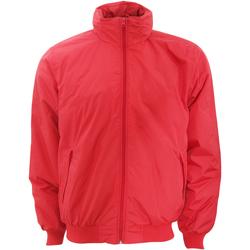Vêtements Homme Blousons B And C JM961 Rouge