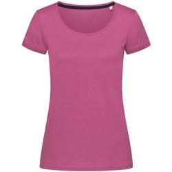 Vêtements Femme T-shirts manches courtes Stedman Stars Megan Rose foncé