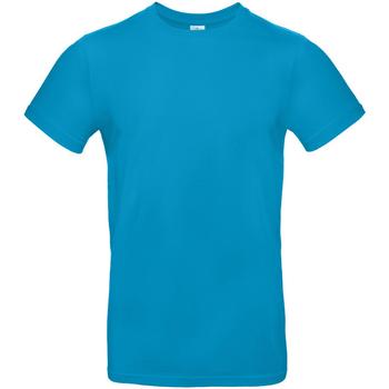 Vêtements Homme T-shirts manches courtes B And C E190 Azur