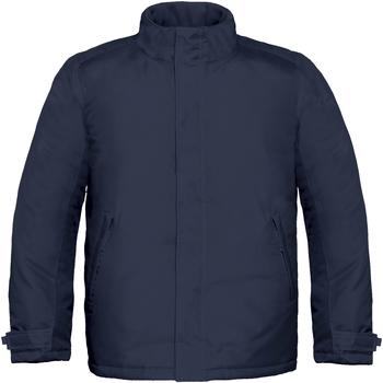 Vêtements Homme Vestes B And C Real+ Bleu marine