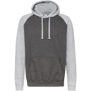 Vêtements Homme Sweats Awdis Hooded Gris foncé / gris chiné