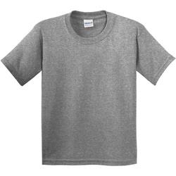Vêtements Enfant T-shirts manches courtes Gildan 5000B Graphite