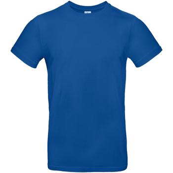 Vêtements Homme T-shirts manches courtes B And C E190 Bleu roi
