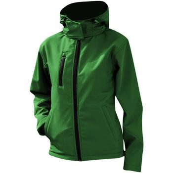 Vêtements Femme Blousons Result R230F Vert vif/Noir
