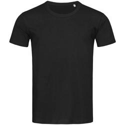 Vêtements Homme T-shirts manches courtes Stedman Stars Stars Noir