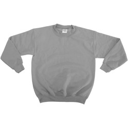 Vêtements Enfant Sweats Gildan 18000B Gris sport