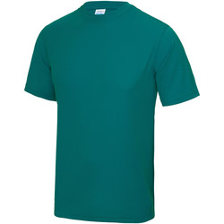 Vêtements Homme T-shirts manches courtes Just Cool Performance Jade
