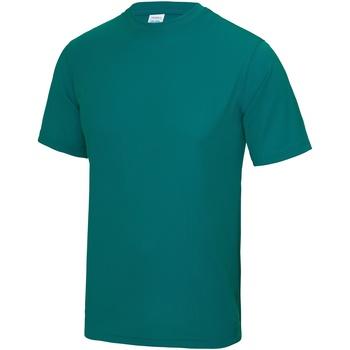 Vêtements Homme T-shirts manches courtes Awdis JC001 Jade