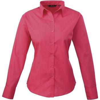 Vêtements Femme Chemises / Chemisiers Premier Poplin Rose