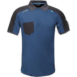 Vêtements Homme Polos manches courtes Regatta  Bleu
