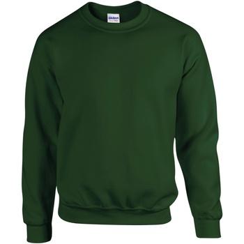Vêtements Enfant Sweats Gildan 18000B Vert forêt