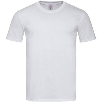 Vêtements Homme T-shirts manches courtes Stedman Classic Blanc