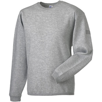 Vêtements Homme Sweats Russell Sweatshirt de travail BC1050 Gris clair