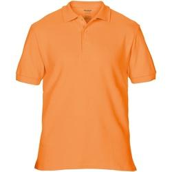 Vêtements Homme Polos manches courtes Gildan Premium Orange