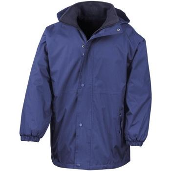 Vêtements Homme Polaires Result R160X Bleu royal/Bleu marine