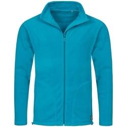 Vêtements Homme Polaires Stedman Active Bleu