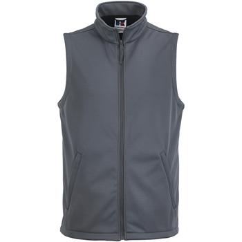 Vêtements Homme Vestes Russell Veste sans manches en Softshell BC1511 Gris
