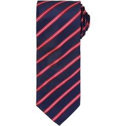 Vêtements Homme Cravates et accessoires Premier Formal Bleu marine/Rouge