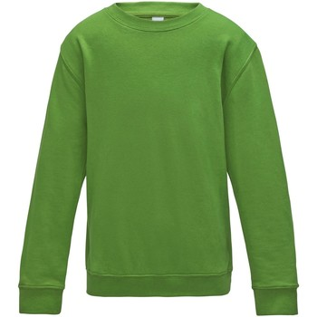 Vêtements Enfant Sweats Awdis JH30J Vert citron