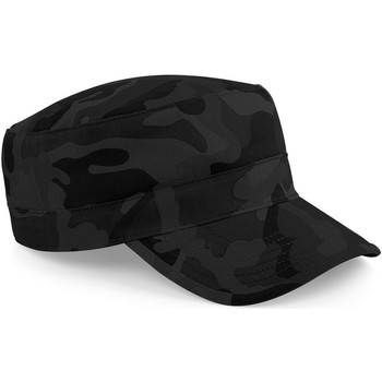 Accessoires textile Casquettes Beechfield Army Camouflage nuit
