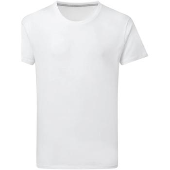 Vêtements Homme T-shirts manches courtes Sg Perfect Blanc