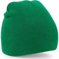 Accessoires textile Bonnets Beechfield B44 Vert