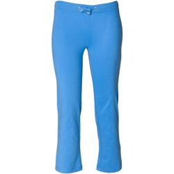 Vêtements Fille Pantalons de survêtement Skinni Fit Boot Cut Bleu vif