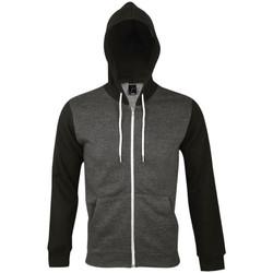 Vêtements Homme Sweats Sols Hooded Gris sombre