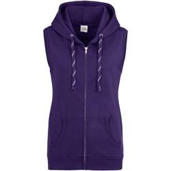 Vêtements Femme Sweats Awdis JH57F Violet